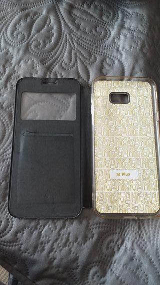 Funda Samsung Galaxy J4 plus