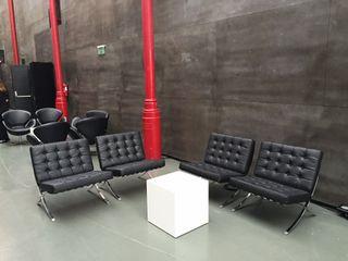 Muebles en polietileno