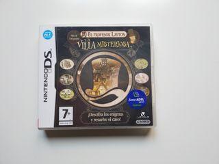 Juego Nintendo DS Layton