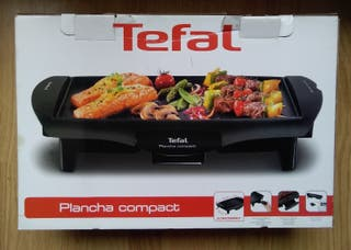 Plancha Tefal Compact
