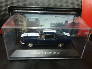 1/43 SHELBY GT500 FORD MUSTANG MAQUETA COCHE METAL