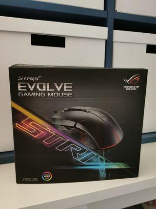 Ratón Asus Strix Evolve Gaming Mouse