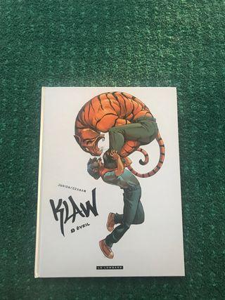 Klaw tome #1 (neuf)