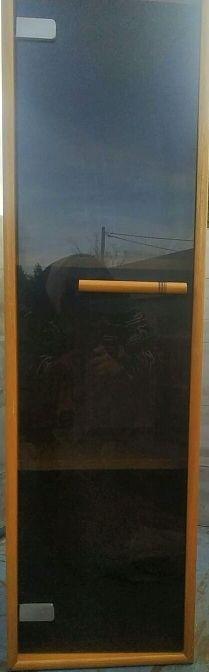 vitrina con espejo
