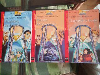 Libros de la Serie Los Guardianes del Tiempo