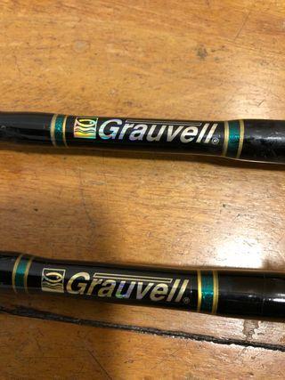 Cañas de pescar currican Grauvell