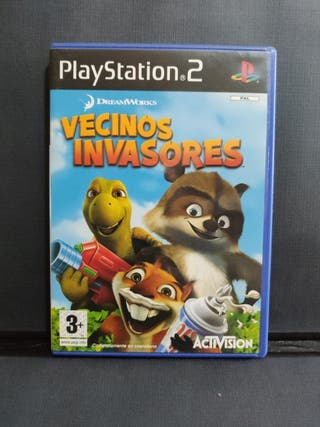 Vecinos Invasores PS2