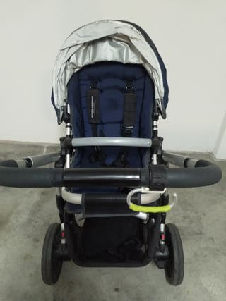 carrito uppababy vista pack completo