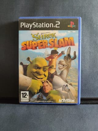 Shrek Super Slam PS2