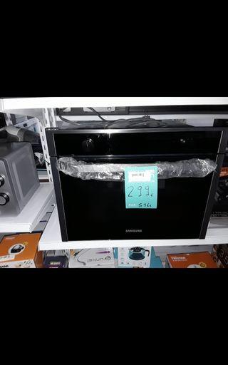Microondas Integración Samsung NQ50K5130BS