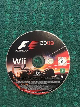 Jeu formule 1 :2009