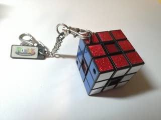 Rubik's revolution tipo llavero