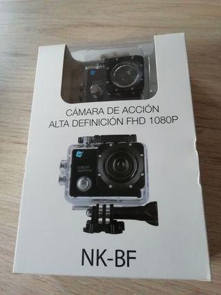 cámara deportiva NK-BF 1080P