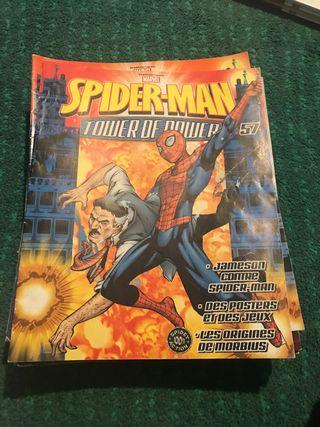 Panoplie de BD Spider Man Tower of Power