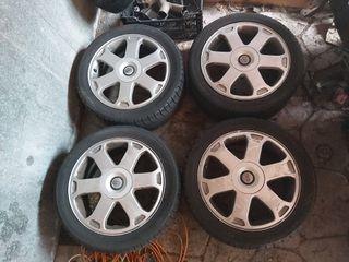 Ruedas Audi S4/S6 originales
