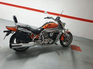 Hyosung Aguila 650cc