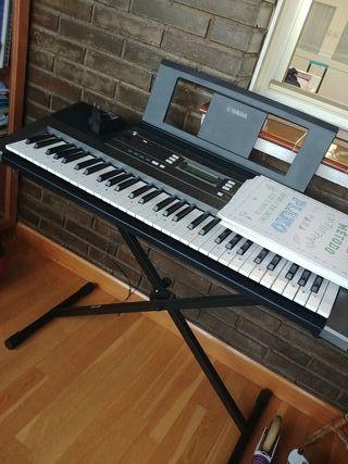 teclado yamaha PSR-E353