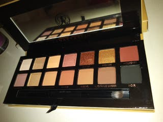 Soft Glam paleta de sombras Anastasia nueva