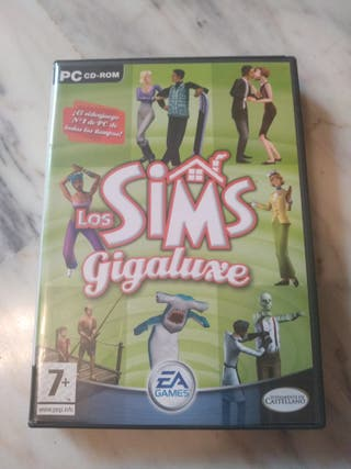 los sims gigaluxe