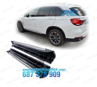 ESTRIBERAS LATERALES BMW X5 F15 12-