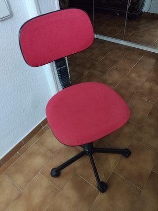 silla oficina, despacho, trabajo