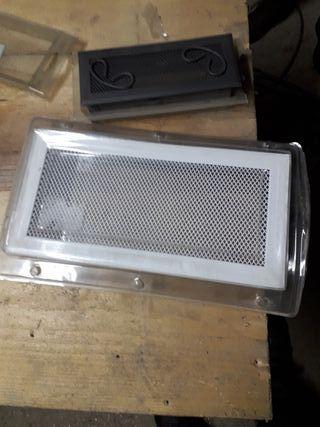 rejillas ventilación