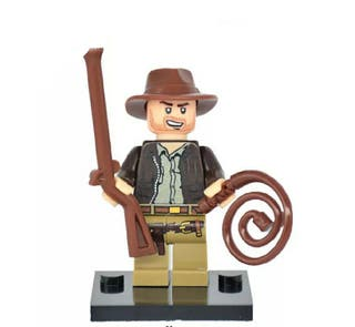 Figura Indiana Jones