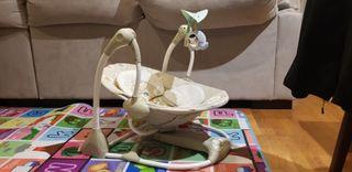 Hamaca bebe electrica Ingenuity