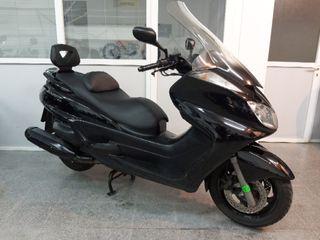 yamaha majesty 400 2007 moto A2