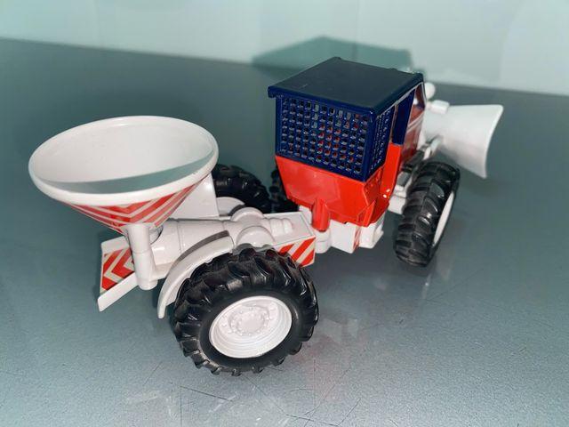 Máquina tractora quitanieves Joal