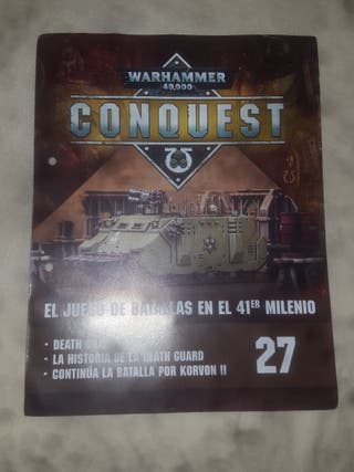 Warhammer Conquest #27 & #28