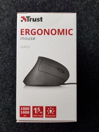 RATON TRUST VERTO ERGONOMICO