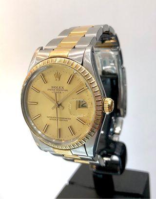 Reloj Rolex Oyster Perpetual Date.Caballero/Unisex