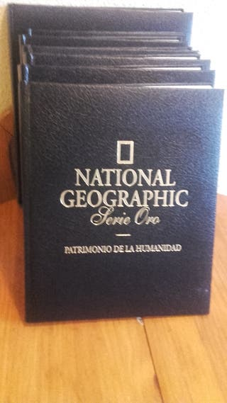 NATIONAL GEOGRAPHIC. SERIE de ORO.