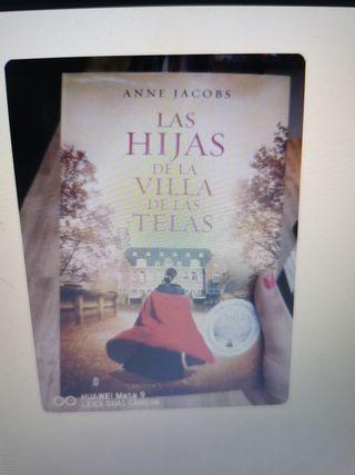 """Libro nuevo """"Las hijas de la villa de las telas"""""""