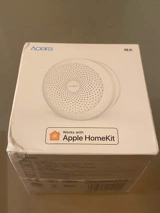 Aqara hub - homekit version 2019 - sin estrenar