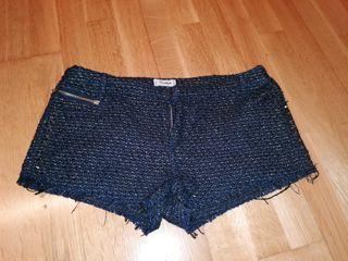 Pantalon corto mujer Pull&Bear