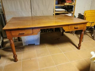 Escritorio madera mesa despacho
