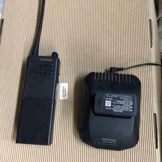 walkie talkie kenwood tk-359