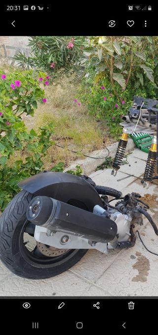 yamaha xmax 125 motor