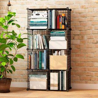 Estantería Librería Modular en Cubos Nueva