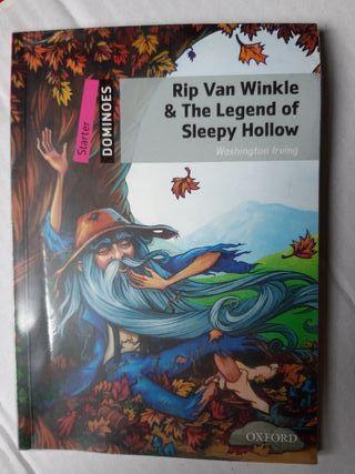 Rio Van Winkle & The Legend of Sleepy Hollow