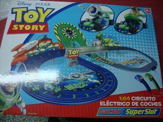 pista slot toy story marca superslot