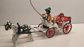 Playmobil Xavi 7261 carreta de boda