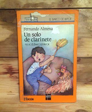 Un solo de clarinete - LIBRO INFANTIL
