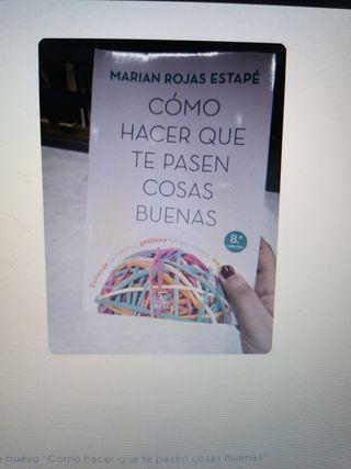 """Libro nuevo """"Como hacer que te pasen cosas buenas"""