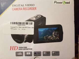 video camara HD power lead
