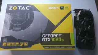 Zotac GTX 1080 Ti AMP Edition 11Gb