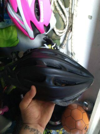 casco muy poco uso