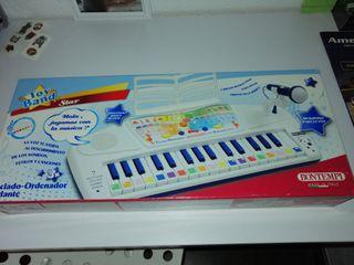 Teclado para niño Toy Band